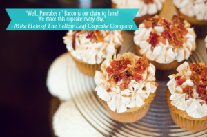 BFFF Interviews Mike Hein of The Yellow Leaf Cupcake Company