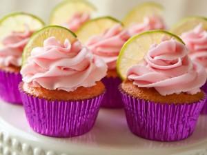 Strawberry Margarita Cupcakes to Celebrate National Margarita Day