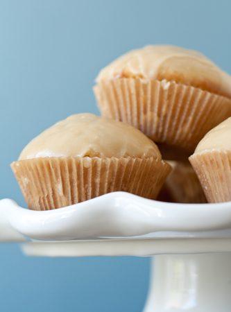 Glazed Doughnut Cupcakes