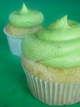 Tequila Lime Buttercream Frosting