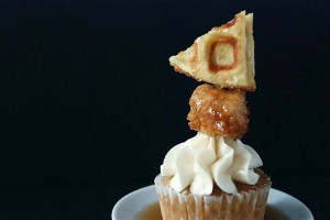 chicken-waffle-cupcake