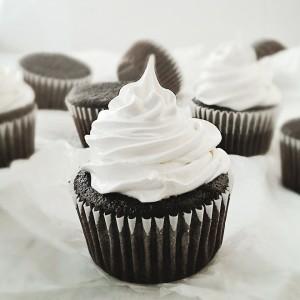 Caramallow Cupcakes