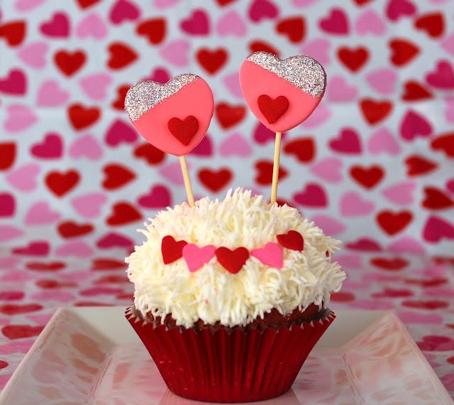 Love Monster Cupcakes - Cupcake Fanatic